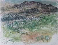 hill village iv by alberto morrocco