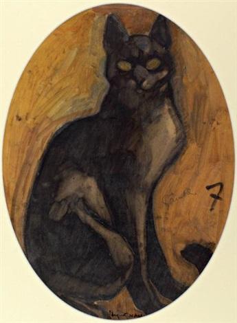 chat de gambie by jacques lehmann nam