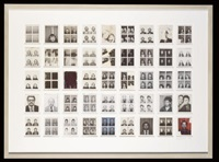 found photos (45 works in 1 frame) by dick jewell