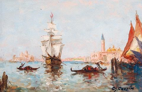 venice by charles cousin