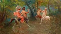 fest der kentauren by ettore forti