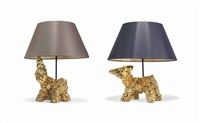 'one minute' lampshades by marcel wanders