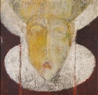 der kardinal by markus lüpertz