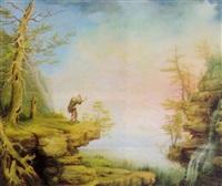 rip van winkle awakening by samuel p. scott