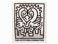 the kutztown connection by keith haring