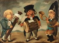caricaturas musicales by british school (19)