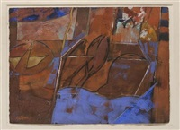 abstracto by oscar gutman