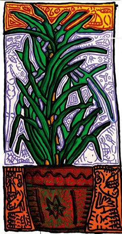 plante à verte noconvingtculs ou plante verte en décoration combassienne by robert combas