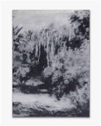 waldstück (chile) (forest piece (chile)) by gerhard richter