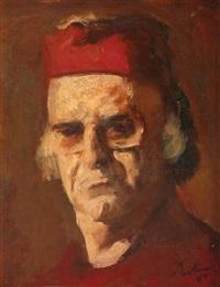autoportret by corneliu baba