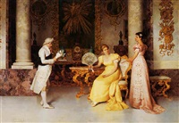 the suitor by francesco beda