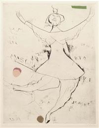 il profondo ii; il canto i; danza minima i, from personaggi (3 works) by marino marini