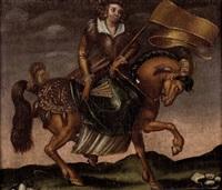 die sieben hauptsünden (personifiziert in frauengestalten und tieren (7 works) by austrian school (16)