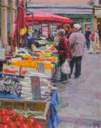 french market by mark daily
