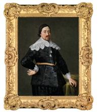 porträt eines herrn by jakob wabbe