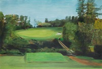 le green, golf by férit iscan
