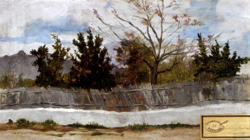 huerto murciano by eduardo rosales martínez