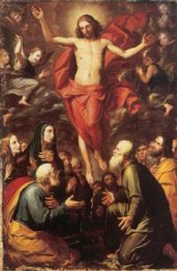 the ascension by giovanni bernardino azzolini