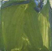 vert-ocre mouvant, touraine by olivier debré
