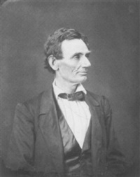 portrait of abraham lincoln by alexander hesler