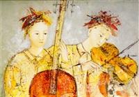 musicians by elsie godin