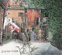 姑苏小景 by liu maoshan