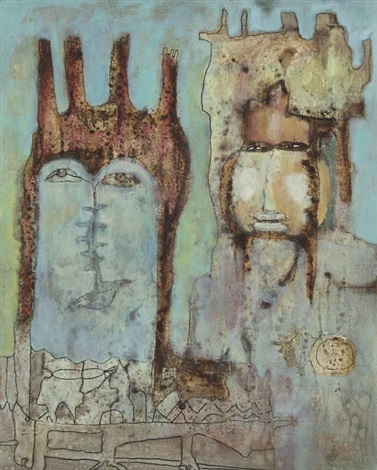 composition période de prague by farid belkahia