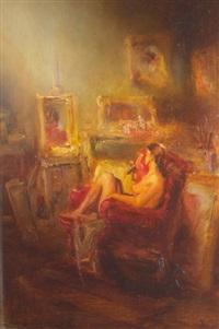 in the boudoir by buck mccain