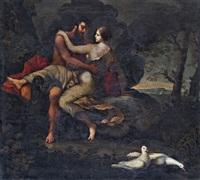jupiter és io by filippo lauri