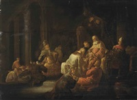 the circumcision by benjamin gerritsz cuyp