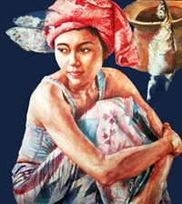gelisah by irwan widjayanto