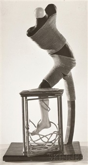 Untitled (Oscar Dominguez Sculpture)