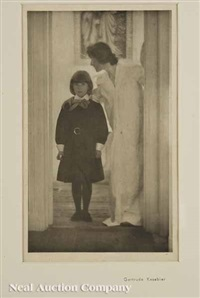 blessed art thou among women by gertrude kasebier