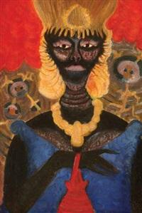 senegalese woman by demas nwoko