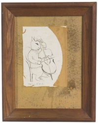 untitled (pablo pinz) by joseph cornell