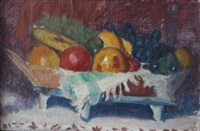 nature morte aux fruits by jean puy