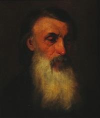 portrét muže s vousy by jaroslav cermak