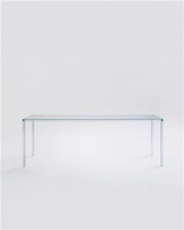 prototype luminous table by tokujin yoshioka