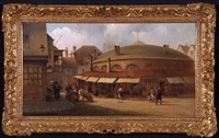 the rotunda, ipswich by thomas smythe