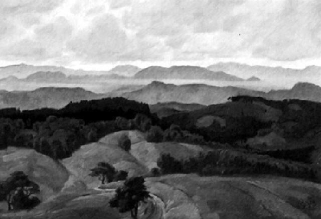 landschaft by leo adler