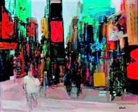 la lumière de new york by michele lellouche