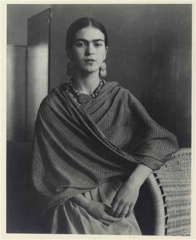 frida kahlo rivera painter and wife of diego rivera by imogen cunningham