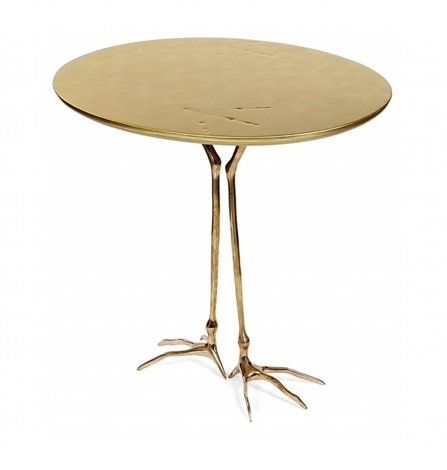 table traccia by traccia and meret oppenheim on artnet. Black Bedroom Furniture Sets. Home Design Ideas