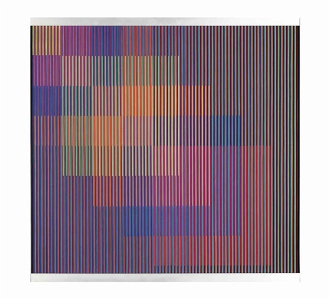 physichromie no 652 by carlos cruz diez