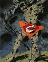 dancer by dimitri bouchene