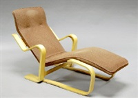 isokon long chair by marcel breuer