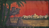 le caire by georges dorival