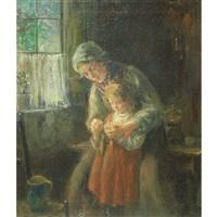 a teaching moment by cornelius christiaan zwaan