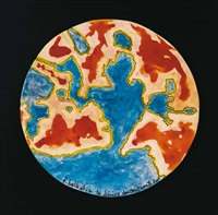 la dérive des continents by farid belkahia