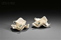 norton christmas project/teacup (set of 2) by robert lazzarini
